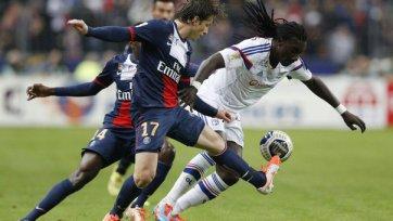 ПСЖ выигрывает Кубок французской Лиги
