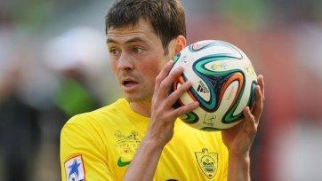 Динияр Билялетдинов выбыл до конца сезона