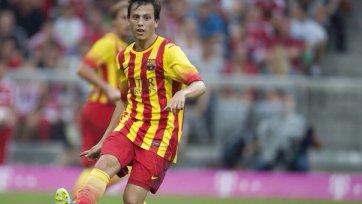 «Монако» интересуется хавбеком «Барселоны»