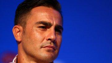 Каннаваро: «Хочу возглавить клуб Серии А»