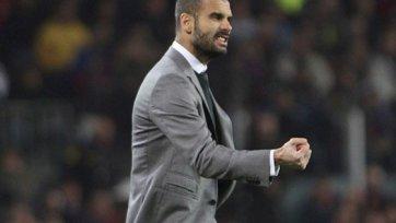 Очередной кандидат в тренеры «Манчестер Юнайтед» - Хосеп Гвардиола