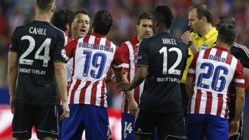 «Атлетико» и «Челси» начинают с нулевой ничьей