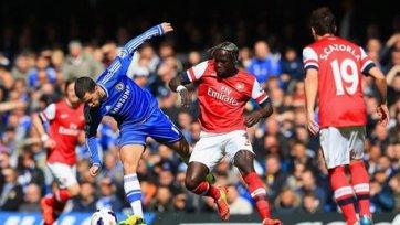 Бакари Санья останется в «Арсенале»