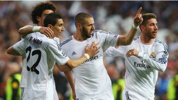 «Реал» одолел «Баварию» на «Бернабеу»