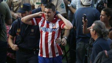 «Ювентус» положил глаз на форварда «Атлетико»