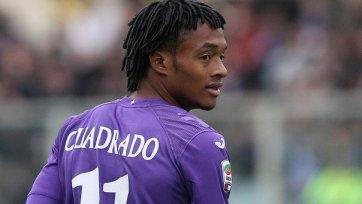 «Арсенал» также будет бороться за Куадрадо