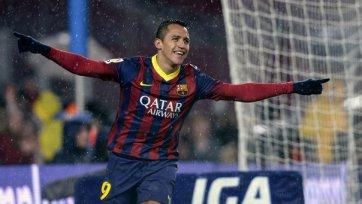 «Атлетико» положил глаз на форварда «Барселоны»