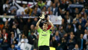 Касильяс: «В следующий вторник «Реал» ждет первый финал»