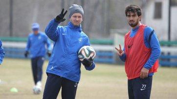 Александр Павленко снова в строю