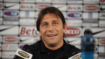 Конте: «В Турине сделаем все, чтобы исправить положение»