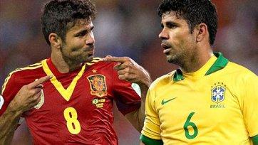 Пеле: «Жаль, что Диего Коста стал испанцем»