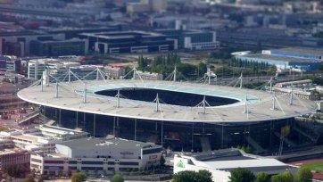 «Стад де Франс» примет финал ЧЕ-2016
