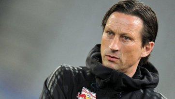 Официально: тренер «Зальцбурга» Шмидт встанет у руля «Байера»