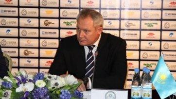 Красножан намерен пригласить в сборную Казахстана игроков из Бундеслиги