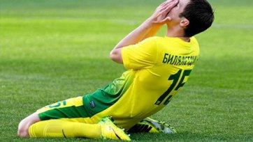 «Анжи» против «Ростова» сыграет без трех игроков