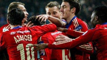 ЦСКА обыграл «Рубин» и продолжает погоню за лидерами
