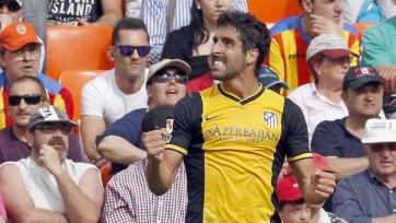 «Атлетико» одолел «Валенсию»