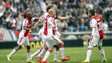 «Аякс» стал чемпионом Голландии