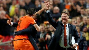 Робин ван Перси не покинет «Манчестер Юнайтед»