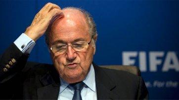 Блаттер: «Не допустим проявлений расизма на Чемпионате мира»