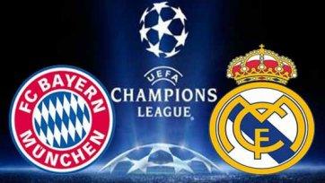 Анонс. «Бавария» - «Реал» - Кто станет первым финалистом ЛЧ?