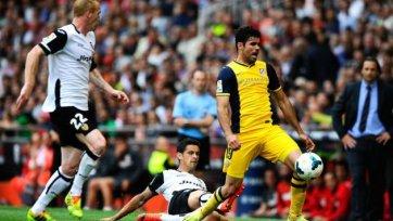 Диего Коста грезит о победе в Ла Лиге