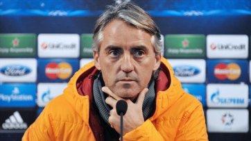 Роберто Манчини в ближайшее время может покинуть «Галатасарай»