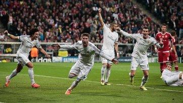 «Реал» уничтожает «Баварию» и выходит в финал Лиги чемпионов