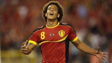 Пять футболистов сборной Бельгии забронировали себе место в команде