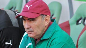 Бердыев: «В ближайшее время определюсь с новым местом работы»