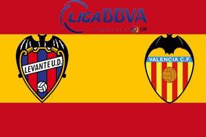 Леванте - Валенсия (2:0) (10.05.2014) Видео Обзор