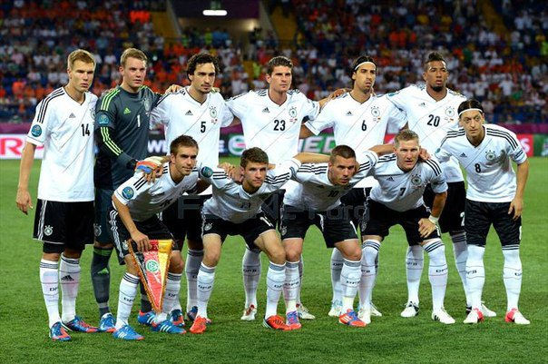 Сборная Германии по футболу — Чемпионат Мира по Футболу ...