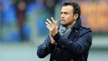 Луис Энрике может возглавить «Барселону»