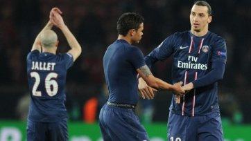 Сразу три игрока ПСЖ номинированы на звание лучшего футболиста сезона