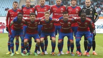 ЦСКА провел последнюю тренировку и вылетел в Пермь