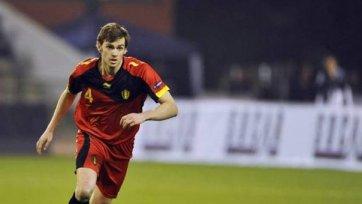 Николас Ломбертс: «В сборной Бельгии меня немного недооценивают»