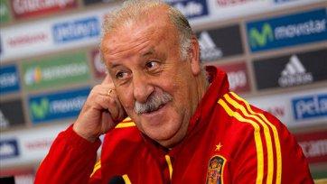 Предварительная заявка сборной Испании на ЧМ-2014 года станет известна в конце мая