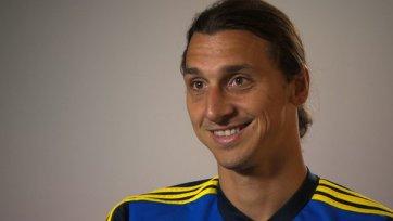Златан Ибрагимович надеется, что лучшим футболистом Франции станет игрок ПСЖ