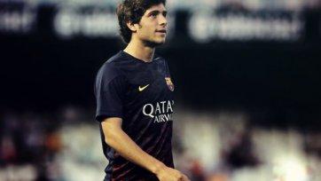 «Барселона» готовит контракт для Серхио Роберто