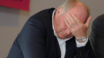 Ули Хенесс больше не входит в «Зал славы» немецкого спорта