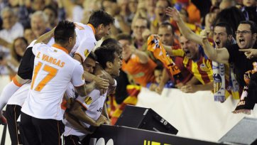 «Валенсии» до финала не хватило одной минуты
