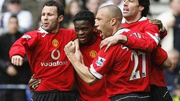 Саа: «Гиггз заслужил право встать у руля «Юнайтед»