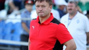 Константин Парамонов: «Местами мы показали хороший футбол»