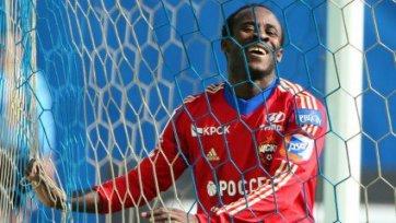 Сейду Думбия: «Игра была сложной, соперник играл отчаянно»