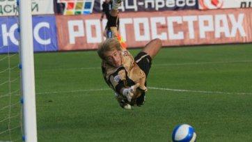 Антон Амельченко: «Надеюсь сумеем отыграть два мяча»