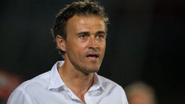 Луис Энрике опроверг возможность перехода в «Барселону»