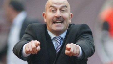 Станислав Черчесов: «Ребята отошли назад, хотя этого не планировали»