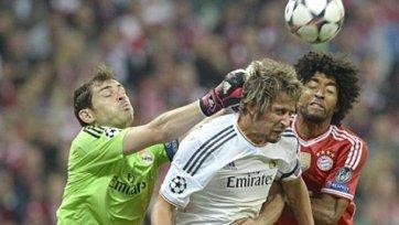 Коэнтрау продолжит выступать за «Реал»