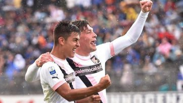 «Палермо» возвращается в элиту итальянского футбола
