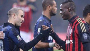 Анонс. «Милан» - «Интер» - матч средних команд с громкой вывеской